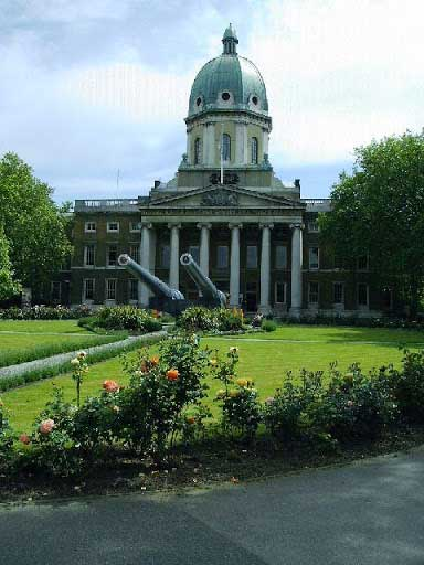 Geraldine Mary Harmsworth Park (including Imperial War Museum)