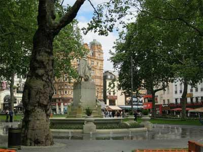 Leicester Square Gardens