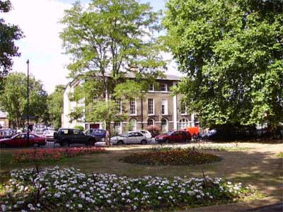 Addington Square Garden