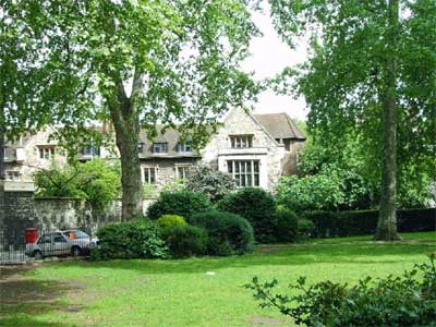 Charterhouse Precincts (Charterhouse Square and The Charterhouse)