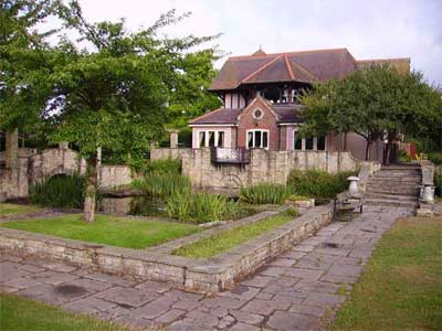 Beddington Park and The Grange, including Carew Manor