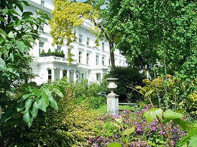 Kensington Gate Gardens