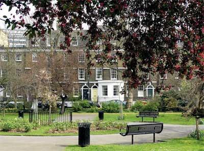 West Square Gardens