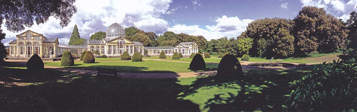 'England's Green and Pleasant Land', The Great Conservatory, Syon