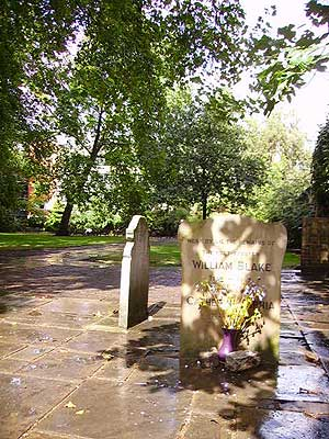 Bunhill Fields, once called 'a melancholy failure without flowers or seats'