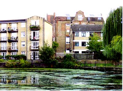 Regent's Canal at Mile End