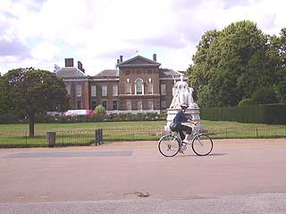 Kensington Palace today