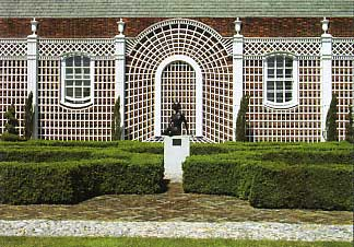 The Parterre Garden at Winfield House