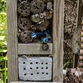 Stave Hill  Ecological Park, The Compound 03 - Bug Hotel