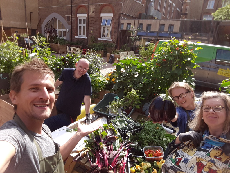 St Luke's Edible Yard