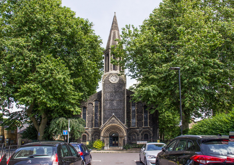 St Peter's Bethnal Green Church