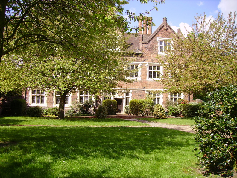 Eastbury Manor House
