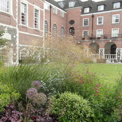 Goodenough College, London House Quadrangle