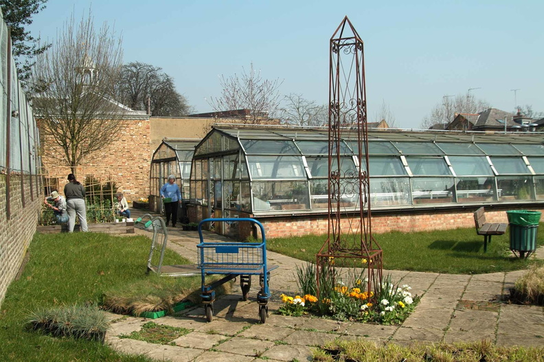 Ravenscourt Park Glasshouses