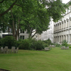 Carlton House Terrace Gardens