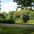 Battersea Park - 'Single Form' by Barbara Hepworth