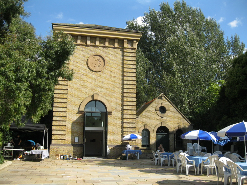 Battersea Park - Pump House