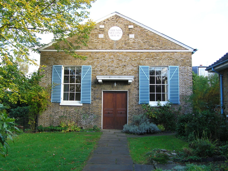 Winchmore Hill Friends Meeting House and Burial Ground