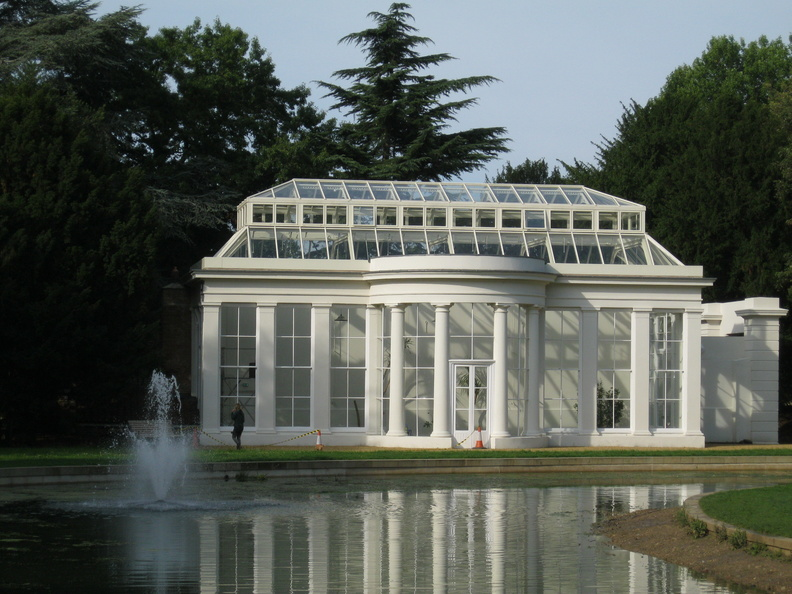 Gunnersbury Park - Orangery and Horseshoe Pond
