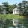 Gunnersbury Park - Temple and Round Pond