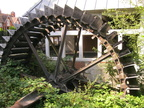The Grove Park, Carshalton - Water Wheel