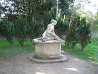Cannizaro Park - Statue of Diana