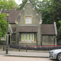 Battersea Park - Rosery Gate Lodge