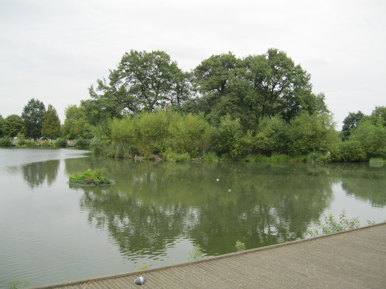 Clapham Common - Mount Pond