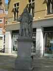 Duke of York Square - Statue of Sir Hans Sloane