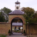 Morden Hall Park - Stable Yard entrance