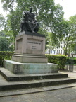 Bloomsbury Square - Charles James Fox