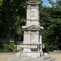 Lincoln's Inn Fields - Twells drinking fountain