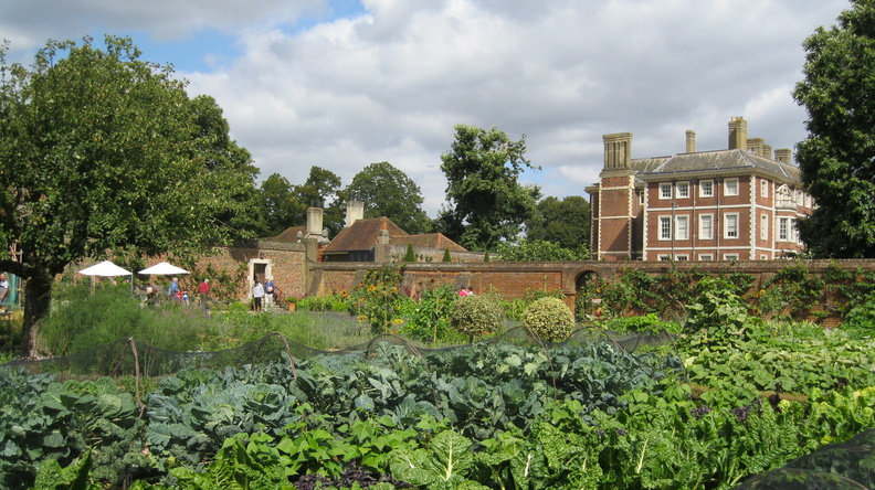 Ham House - Kitchen Garden