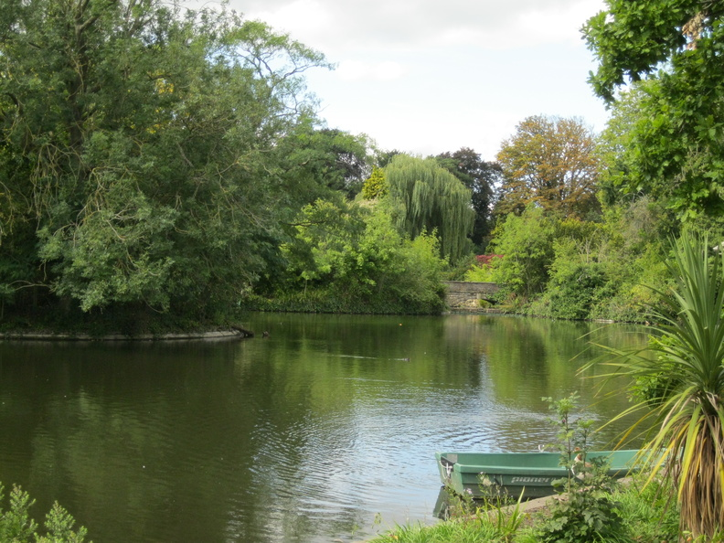 Dulwich Park - Boating Lake