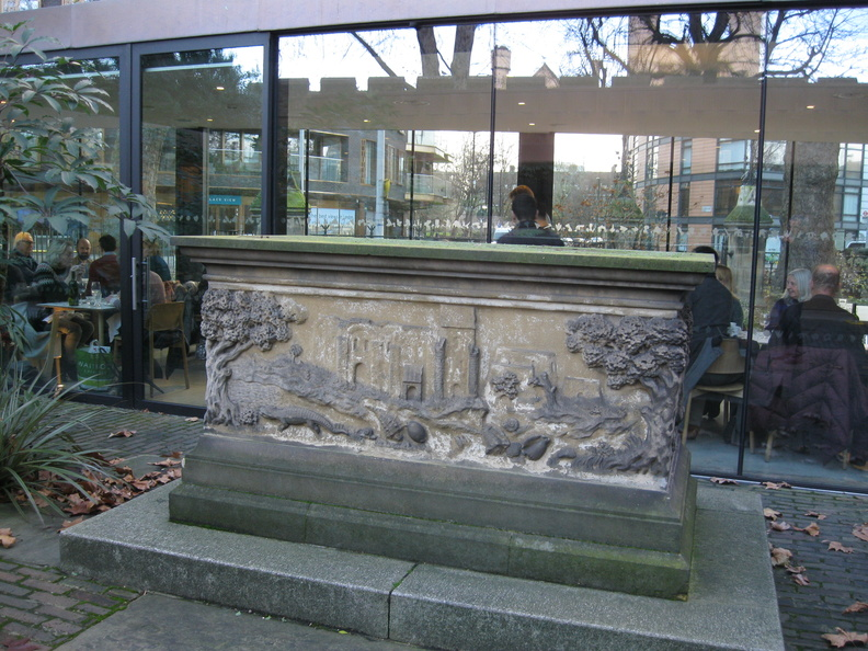 The Garden Museum - Monument to the Tradescants