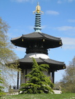 Battersea Park - Peace Pagoda