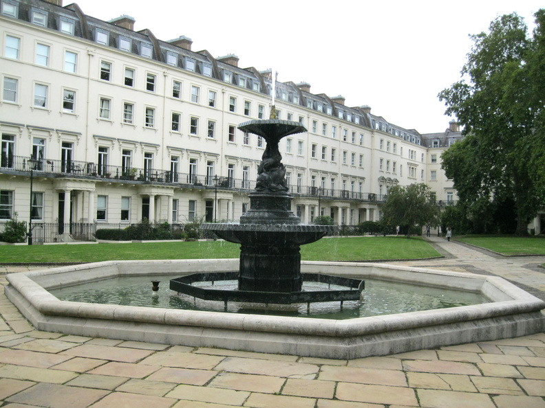 Bessborough Gardens
