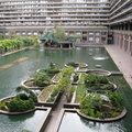 Barbican - Water Gardens