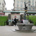 Green Park - EJ Clack's Diana Fountain