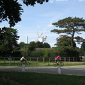 Wimbledon Common - windmill