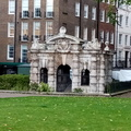 Victoria Embankment Gardens - York House Water Gate