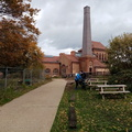 Walthamstow Wetlands - Engine House