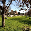 St Peter and St Paul Churchyard, Mitcham