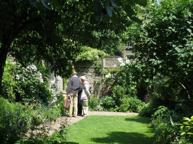 Carlyle's House Garden