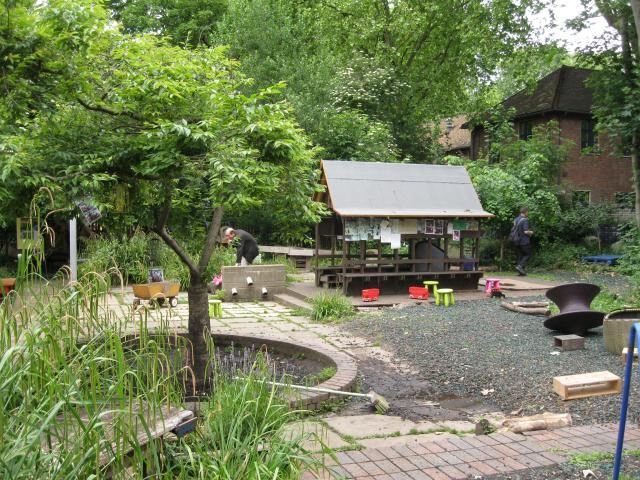 Collingham Gardens Nursery