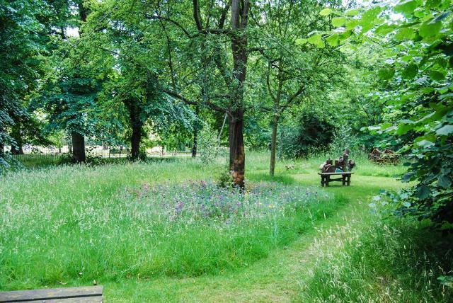 Regent's College Garden *
