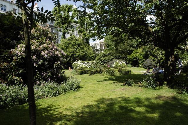Arundel and Elgin Communal Garden (Ladbroke Estate) *