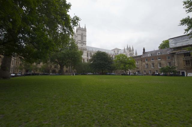 Westminster Abbey Precincts / Westminster School - Dean's Yard