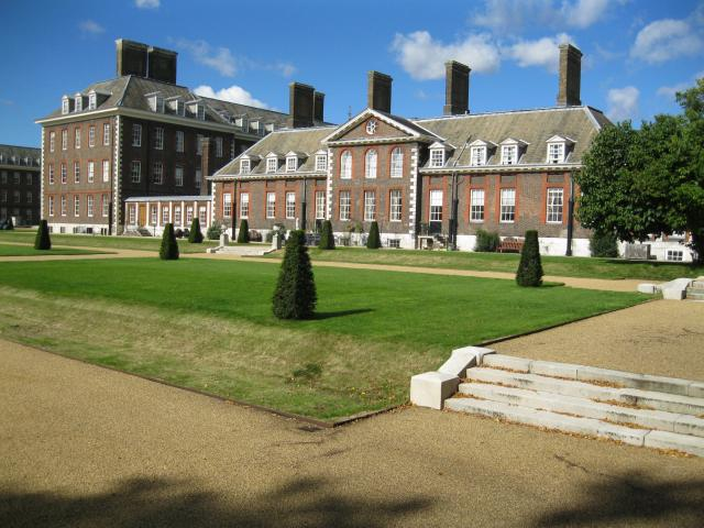 Royal Hospital Chelsea, including Ranelagh Gardens, South Ground and Burton's Court *
