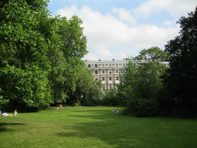 Ladbroke Square Garden (Ladbroke Estate) *